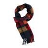 Barbour Sjaal Tartan Red Yellow