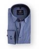 Blauw Overhemd Checks 102-7