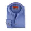 Blauw Overhemd Cutaway 118-4