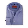 Blauw Overhemd Cutaway 118-6