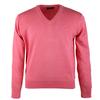 Gant Pullover V-neck Bright Coral