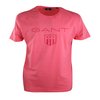 Gant T-shirt Giant Shield Bright Coral