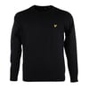 Lyle & Scott Pullover O-Neck Zwart