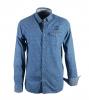 NZA Shirt 14HN548 Denim Print