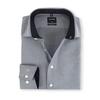 OLYMP Luxor Modern Fit Shirt Zwart Ruit