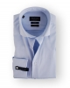 Profuomo Shirt SL7 Cutaway Lichtblauw