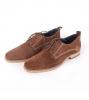 Suede Schoen Suitable Brown