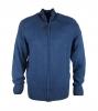 Suitable Cardigan Petrol Blue