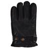 Suitable Handschoen Leer Zwart Calabrie