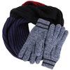 Suitable Set Circle Sjaal en Handschoenen 15-09