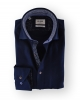 Van Gils Shirt Navy Twill