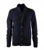 Vanguard Vest Donkerblauw Buttons