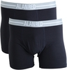 Alan Red Boxershorts Navy 2er-Pack
