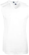 Alan Red Minto Singlet Mouwloos Wit (2Pack)
