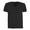 Alan Red Verner T-shirt Diepe V-Hals Zwart (1Pack)