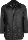 Barbour Wax Coat Beaufort Black