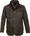 Barbour Wax Jacket Ogston Olive