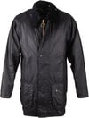 Barbour Waxjas Beaufort Black