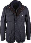 Barbour Waxjas Ogston Donkerblauw