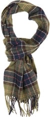 BarbourScarfs Tartan Lambswool Classic