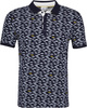 Blue Industry Polo Fish Navy