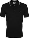 Calvin Klein Polo Shirt Black