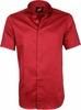 Casual Overhemd Basic Rood