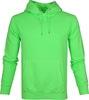 Colorful Standard Hoodie Neon Groen