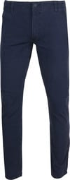Dockers Alpha Donker Blauw Skinny Tapered Smart 360 Flex