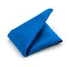 Einstecktuch Seide Himmelblau F19