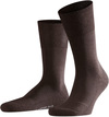Falke Airport PLUS Socks Brown 5930