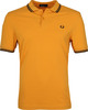 Fred Perry Polo Amber 904