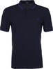 Fred Perry Polo Navy H26