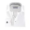 Ledub Overhemd Uni Wit SL7