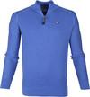 NZA Coromandel Half Zip Sweater Blue