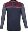 NZA Polo Fairhall Bordeaux