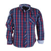 NZA Shirt Checks Red