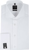 OLYMP Luxor SL7 Dubbelmanchet Shirt Wit
