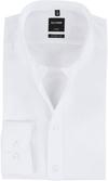OLYMP Luxor Wit Overhemd Strijkvrij