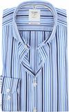 OLYMP Overhemd Level 5 Strepen Blauw