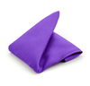 Pocket Square Silk Purple F30
