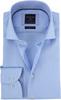 Profuomo Overhemd Cutaway Blauw