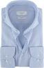 Profuomo Sky Blue Japanese Knitted Blau Streifen