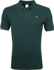 Scotch and Soda Polo Donkergroen