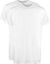 Slater 2-pack T-shirt Extra Long White