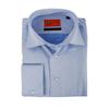 Strijkvrij Overhemd Lichtblauw DM