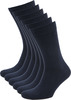 Suitable Bio Cotton Socks Navy 6-Pack