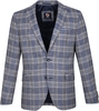 Suitable Blazer Art Ruit Blauw