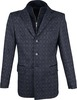 Suitable Coat Anton Navy