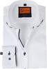 Suitable Hemd Smart Weiß